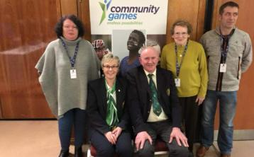 Longford's Shirley keen to preserve Community Games ethos