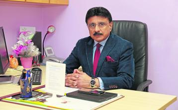 My Longford Life - Dr Syed Ali