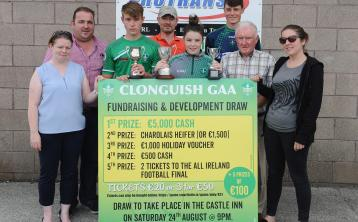 Roving Leader: Clonguish GAA prepare for future generations with fundraiser draw