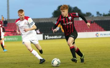 Longford's title aspirations crushed as Shelbourne take a giant step towards promotion