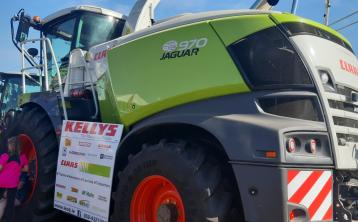 GALLERY | Wow! Machinery as far as the eye can see at Ploughing 2019 in Carlow