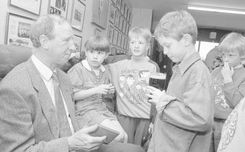 Longford remembers legendary Jack Charlton, the man who lifted the spirits of a nation and made dreams come true