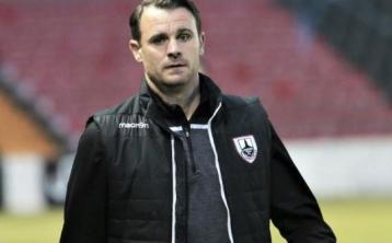 Longford Town FC manager Daire Doyle