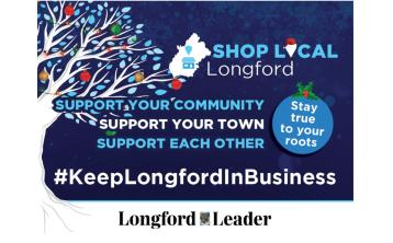 Five@5: Longford businesses continuing to operate during lockdown