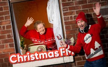 Christmas FM returns to Longford airwaves this weekend