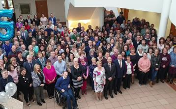 Longford Government Offices celebrates 25th birthday with Minister Regina Doherty