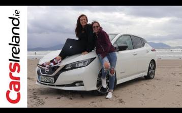 Top tips from CarsIreland.ie for taking a long-distance trip in an electric car
