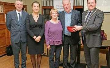 Honouring the work of local businesses