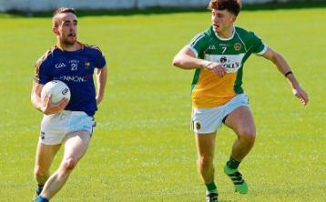 Colm P Smyth almost certainly ruled out of Longford Down clash
