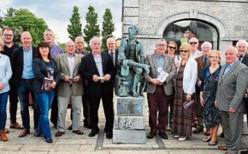 Excitement abounds at launch of Goldsmith International Literary Festival in Ballymahon