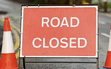 TRAFFIC UPDATE: N55 closed between Granard and Ballinagh
