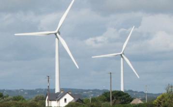 Derryadd windfarm