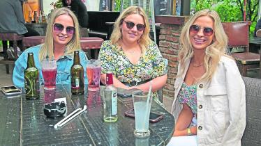 PICTURES | It's great to be back: Longford pubs reopen at last
