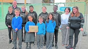 PICTURES | Time capsule will reflect life in Edgeworthstown