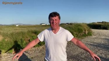 WATCH | Longford's Jimmy Jests with his hilarious take on how 'We Love the Sun in Ireland'