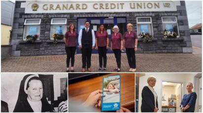 Granard Credit Union celebrates 40 years in business