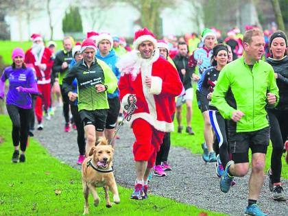 Christmas Parkrun.Events For Your Christmas Diary In Longford Longford Leader