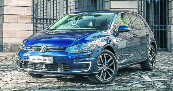 Longford Leader Motoring: Volkswagen unveils e-Golf