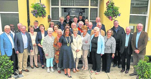 Longford Leader gallery: Longford Men's Shed celebrate