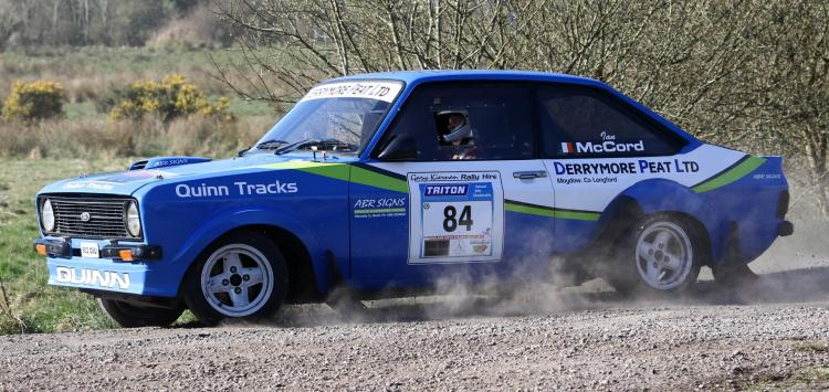 Gallery Moffett displays his mastery during Longford