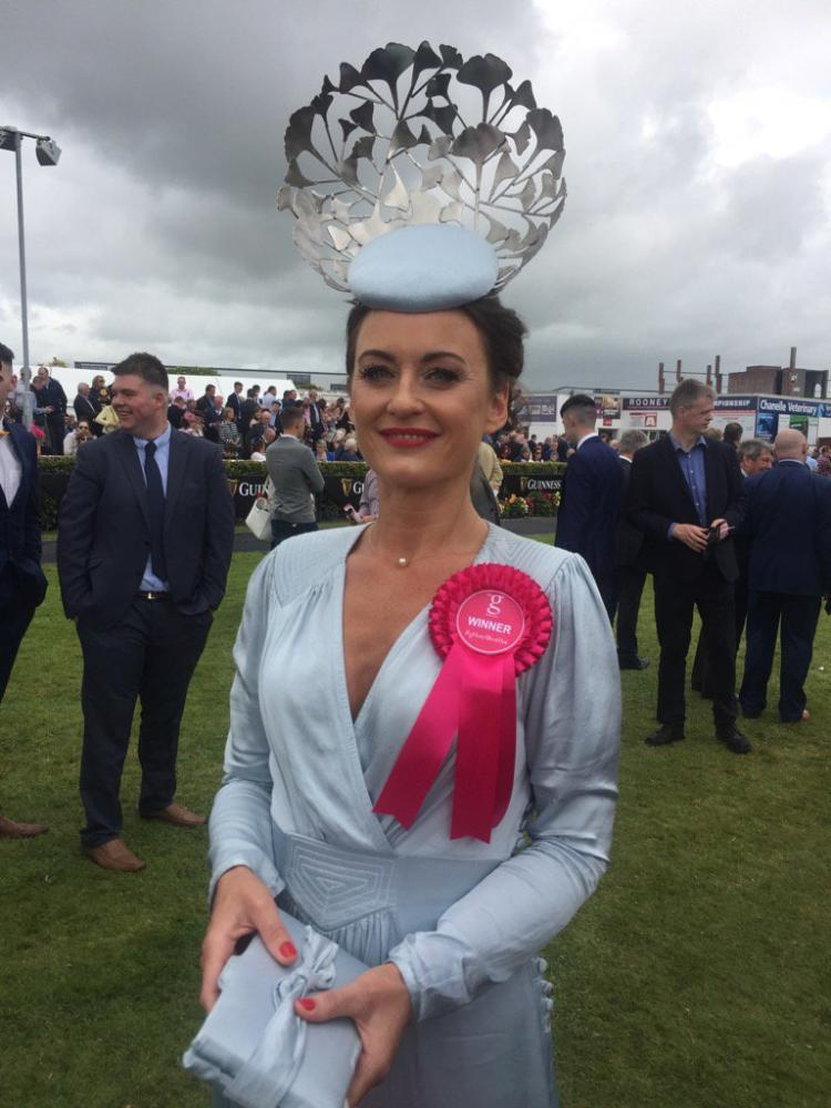 Best At Home Gel Nails Kit: Stylish Longford Ladies Sparkle At Galway Races