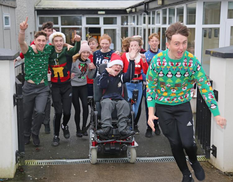 Photo Gallery: Ballymahon Vocational School students show ...