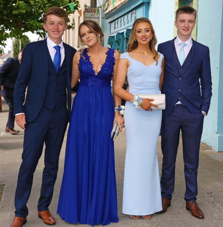 GALLERY| Joyous occasion at the Ballymahon Mercy Graduation dance