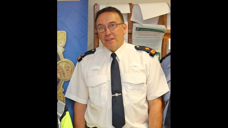Boyle to take over helm as new Longford garda boss