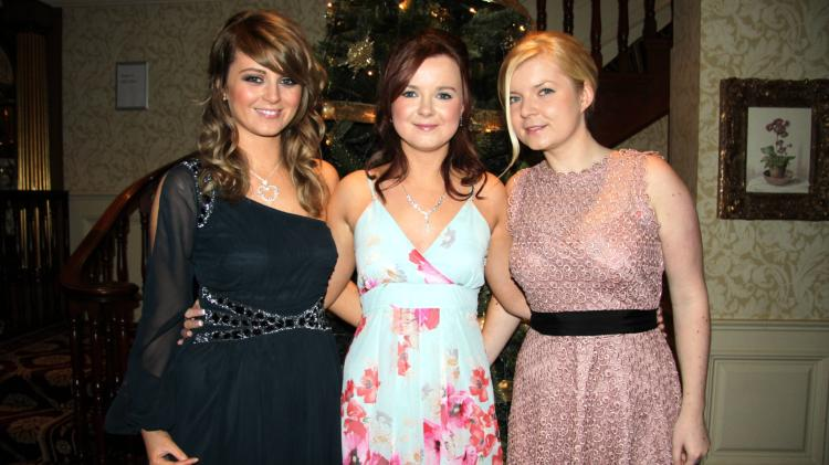 Down Memory Lane   Stepping out in stunning style for the Longford Hunt Ball from a decade ago