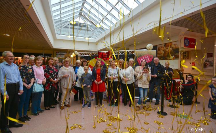 Longford Centre celebrates twenty-five years!