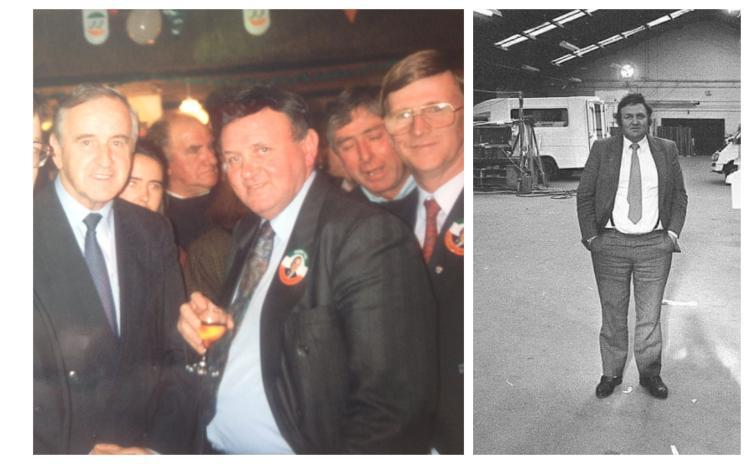 Entrepreneur Noel Hanlon remembered  as 'one of the great men of Longford'