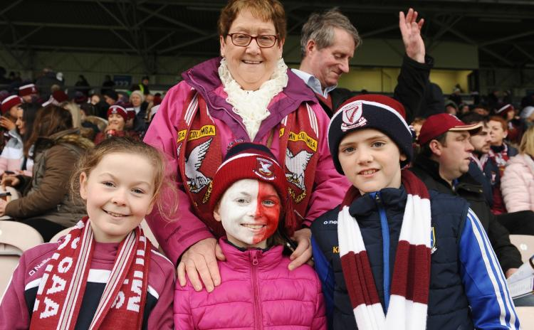 GALLERY | Spot yourself in the crowd as Mullinalaghta made the trip to Tipp