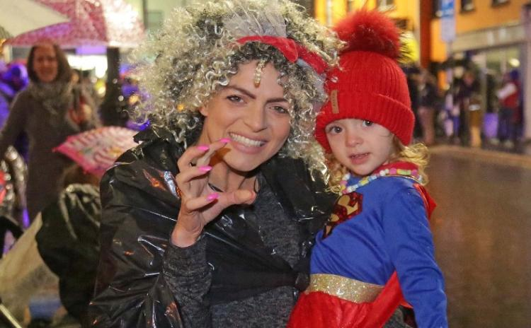 Gallery | Spooktacular and colourful Longford Halloween Dead of Night parade