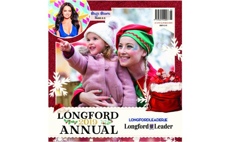 The Longford Annual 2019 is the ultimate Longford gift this Christmas