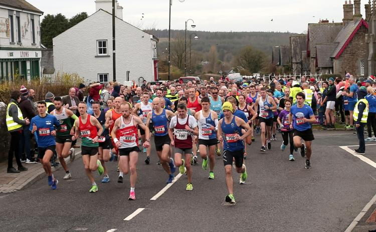 GALLERY  Huge support for annual Ardagh 10 mile challenge and 5k walk