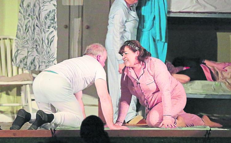 PICTURES | Legan Bea Masterson provide top quality drama