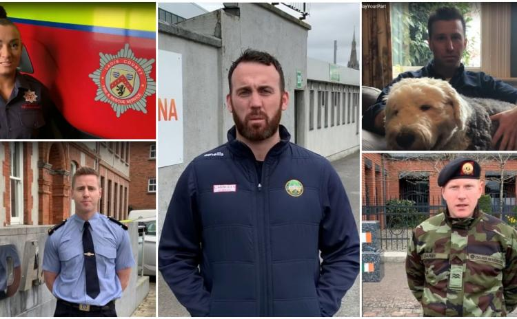 WATCH: HSE Midlands launch 'Support our frontline' campaign with some very familiar names and personalities