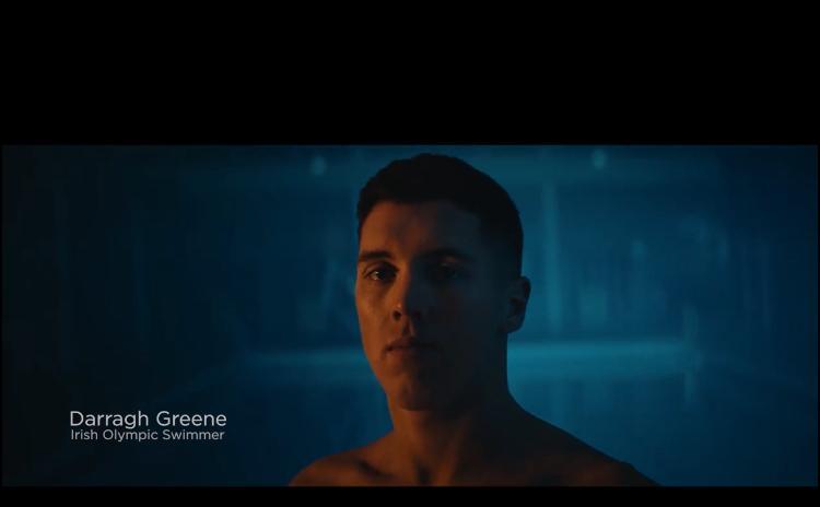 WATCH   Longford's Darragh Greene appears in Kinetica #IHaveMyReasons campaign