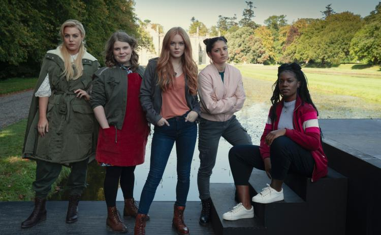 WATCH: Netflix's new six-part series filmed in Ireland set to hits our screens this Friday