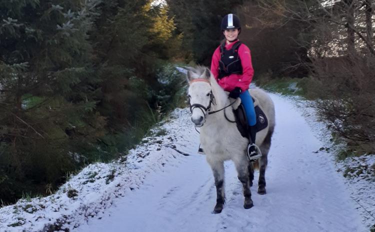 Snowy Longford Gallery 7: Snow fun in Longford winter wonderland