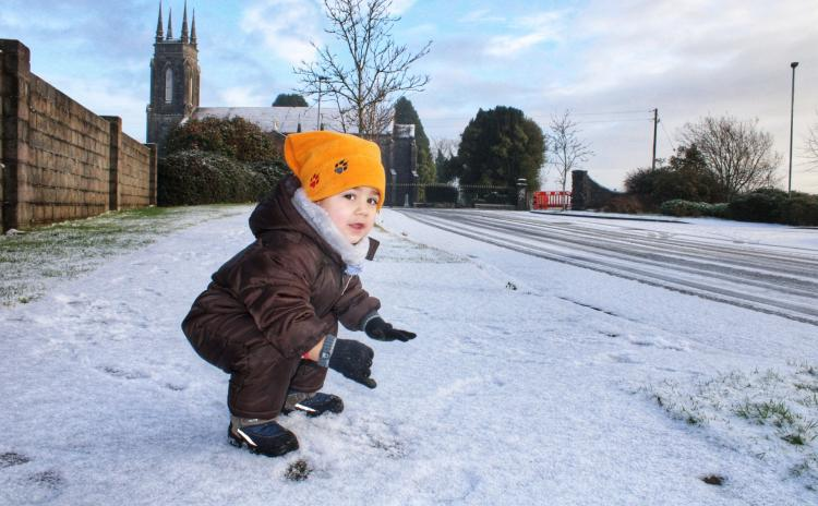 Snowy Longford Gallery 8: More of your magical photos from across Longford #Sneachta2021