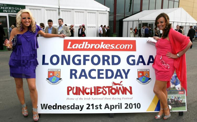 Down Memory Lane | Photo gallery from 2010 captures lively atmosphere in Longford GAA Pavilion at Punchestown Festival