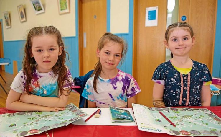 Longford Leader gallery: Cruinniú na nÓg - a jam packed day of creativity and fun for children across county Longford
