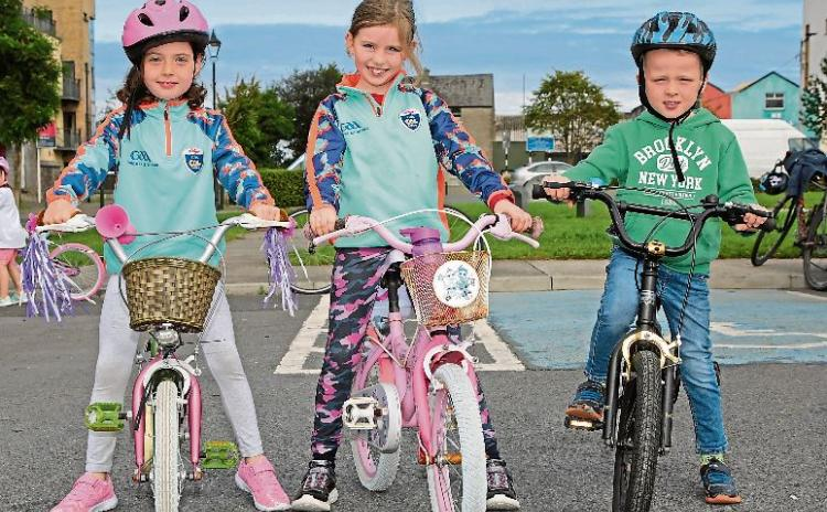 Longford Leader gallery:  Family Cycle along Longford's Royal Canal