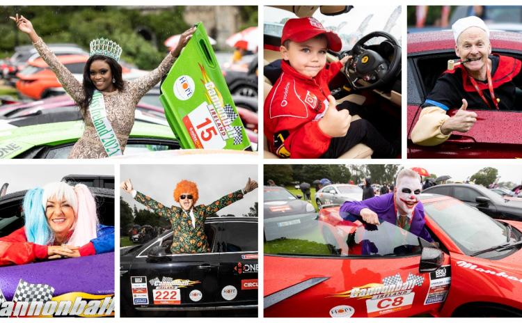 GALLERY   Action-packed supercar spectacle Cannonball will roar into Longford on Sunday