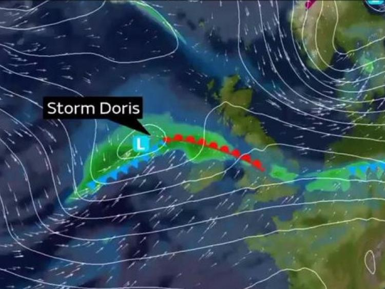 Storm Doris weather bomb brings snow, gales and travel chaos