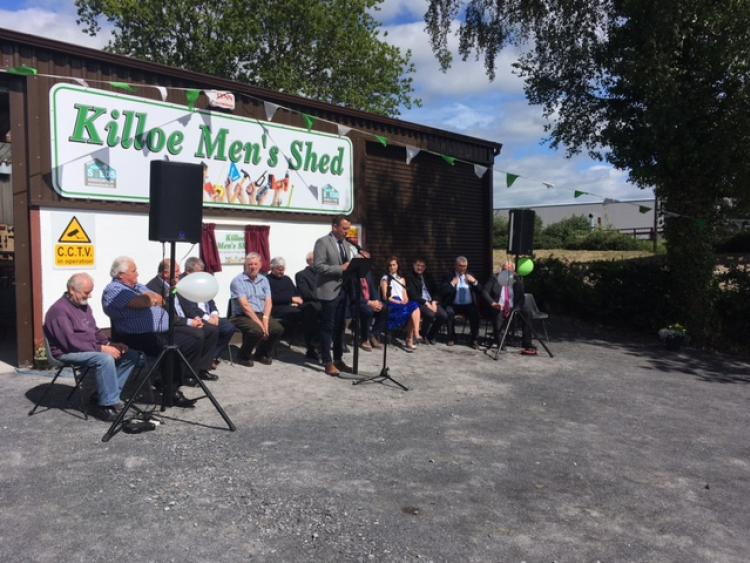 Irish Men's Shed Association puts Longford men on the road ...