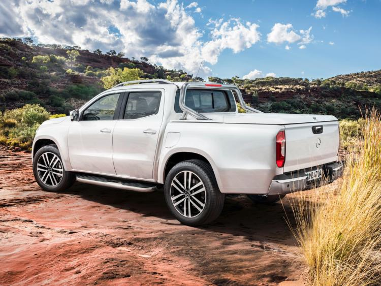 New Mercedes-Benz X-Class pickup will be launched in ...