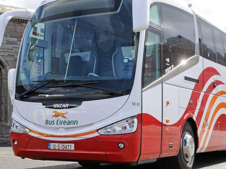 Longford on Red Alert: Bus Éireann cancel all services #Ophelia