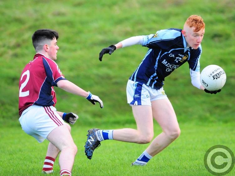 Four second half goals clinch victory for Cnoc Mhuire ...